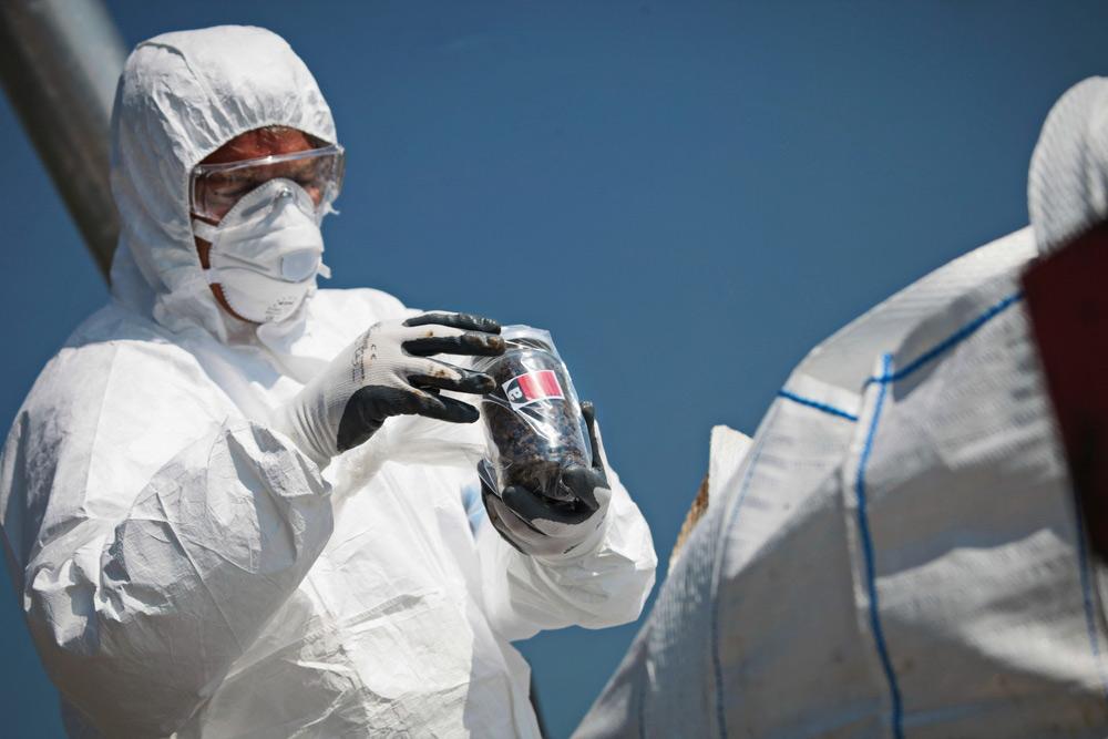 asbestos experience